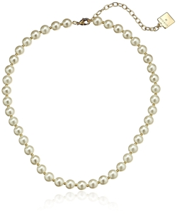 Anne Klein - Pearl Collar Necklace