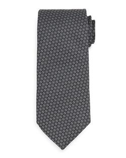 Ermenegildo Zegna   - Textured Neat Tie