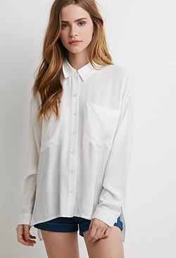 Forever21 - Dual Chest Pocket Shirt