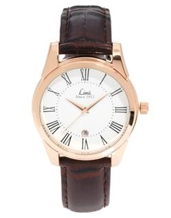 Asos - Limit Brown Strap Watch