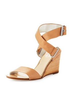 Rag & Bone  - Damien Leather Wedge Sandals