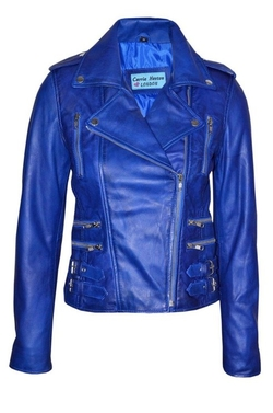 Smart Range - Mystique Vintage Retro Motorcycle Jacket