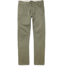 Grayers - Newport Slim-Fit Cotton-Twill Chinos