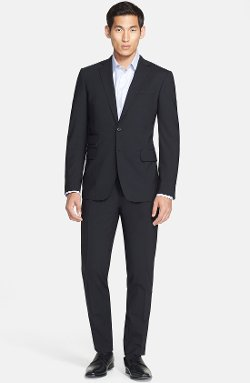 Dsquared2  - Stretch Wool Blend Suit
