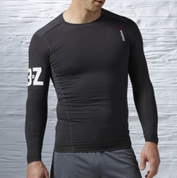 Reebok - One Series Quik Compression Top