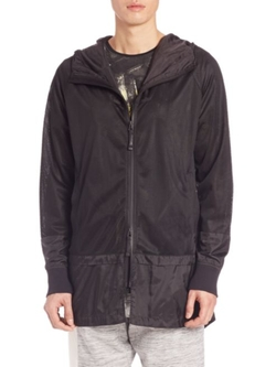 Madison Supply  - Hooded Mesh Jacket