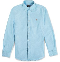 Polo Ralph Lauren - Slim-Fit Button-Down Oxford Shirt