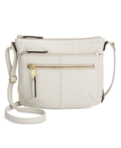 Tignanello - Smooth Small Leather Crossbody Bag