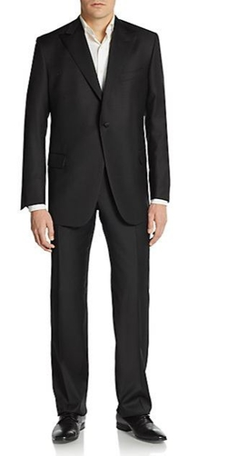 Hickey Freeman - Regular-Fit Worsted Wool Tuxedo