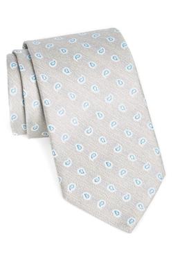 John W. Nordstrom - Welbeck Paisley Silk Tie