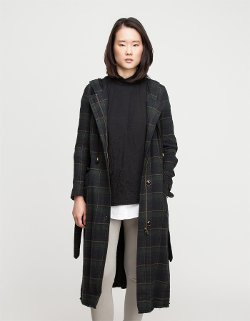 Free People - Textured Maxi Coat