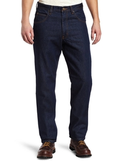 Key Apparel - Heavy Duty Traditional Fit Garment Denim Jean