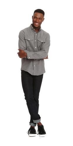 Joe Fresh - Flannel Button Down Shirt