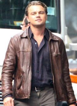 NOVA FASHIONS - Inception Leather Jacket Imitation