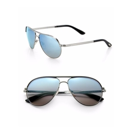 Tom Ford Eyewear - Marko 58MM Aviator Sunglasses
