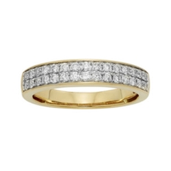 JCPenny - Yellow Gold Wedding Band Ring