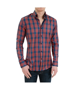Stone Rose - Plaid Sport Shirt