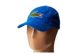 Lacoste  - Large Croc Gabardine Cap