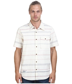 L-R-G  - Somali Short Sleeve Woven Shirt