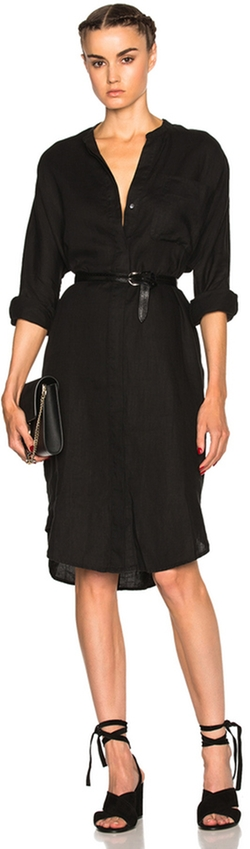James Perse - Dolman Shirt Dress