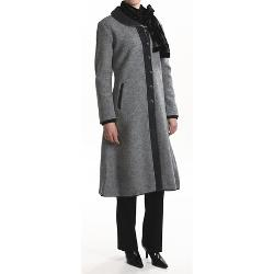 Country Fashion by Venario  - Alma Coat - Boiled Wool