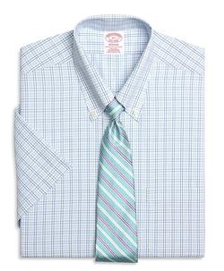 Brooks Brothers - Twin Check Dress Shirt