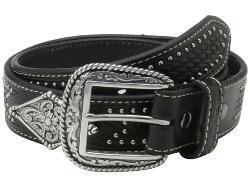 Ariat  - Large Diamond Concho Belt