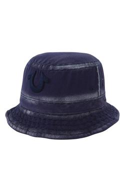 True Religion Brand Jeans - Metallic Print Bucket Hat