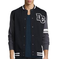 DC - Varsity Fleece Jacket