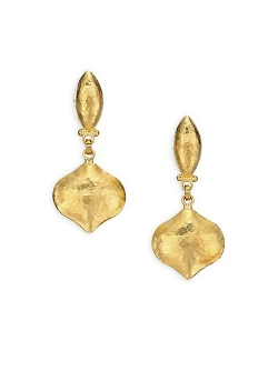 Gurhan  - Yellow Gold Cielo Drop Earrings