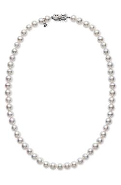 Mikimoto - Pearl Necklace