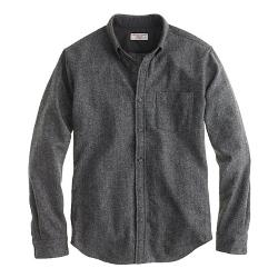 WALLACE & BARNES  - DONEGAL WOOL SHIRT