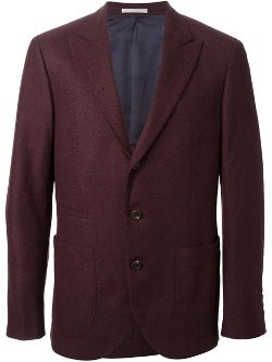 Brunello Cucinelli - Tweed Blazer