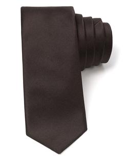 Theory - Luster Satin Skinny Tie