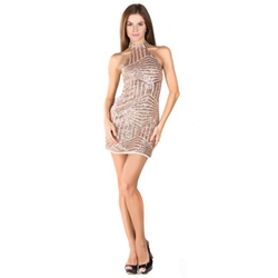 Missord - Sequined Mini Dress