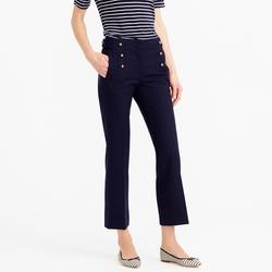 J.Crew - Teddie Sailor Pants