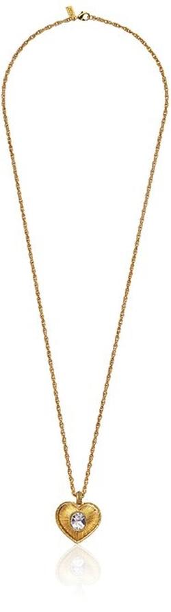 1928 Jewelry - Heart Pendant Necklace