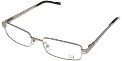 Dunhill - Shiny Silver Unisex Eyeglasses