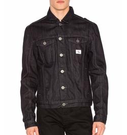 Calvin Klein - Washed Denim Jacket