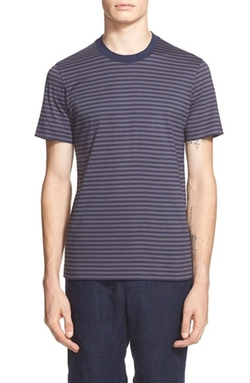 PS Paul Smith - Stripe Crewneck T-Shirt