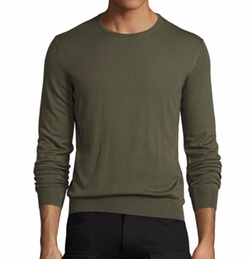 Ralph Lauren Black Label - Cashmere Crewneck Sweater