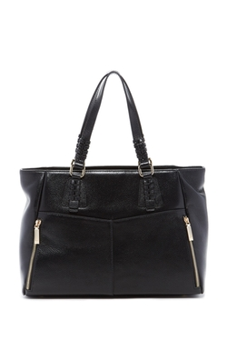 Zenith Handbags - Braided Strap Tote Bag