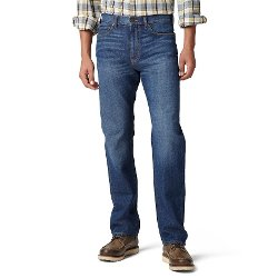 Dockers - Straight-Fit Denim Jeans