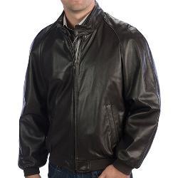 Bullock & Jones  - Barracuda Leather Jacket
