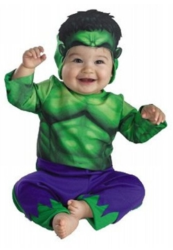 Disguise Costumes - Hulk Baby Costume
