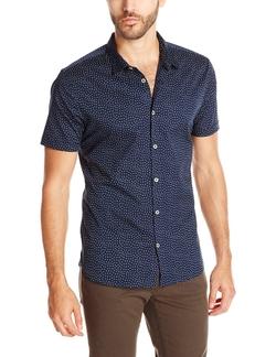 John Varvatos Star USA - Mini Collar Button Down Shirt