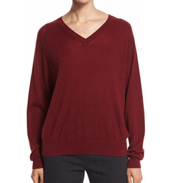 Vince - Relaxed Cashmere V-Neck Sweater