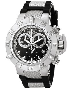 Invicta - Swiss Chronograph Bracelet Watch