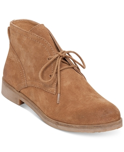 Lucky brand -  Lace-Up Desert Booties