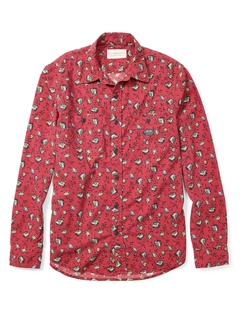 Ralph Lauren - Mara Floral Cotton Workshirt